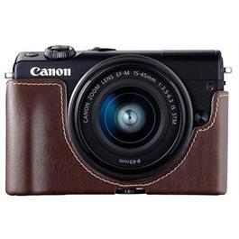 Canon EH31-FJ Dark BW Leather Face Jacket Thumbnail Image 1